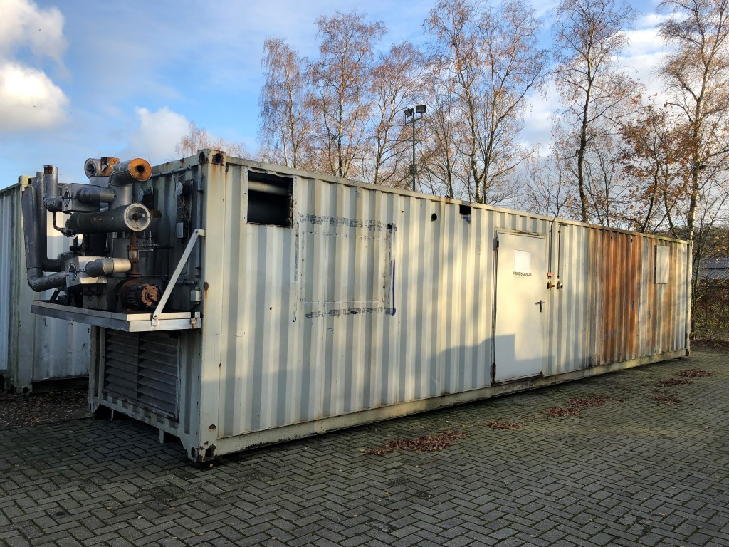 Sabroe 163HF (container)
