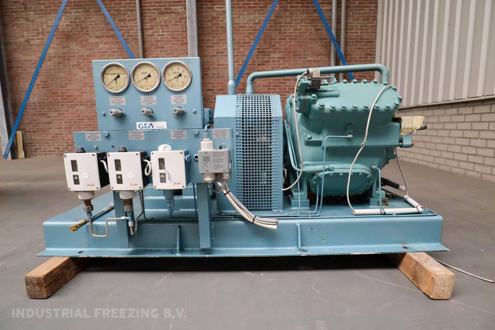 GEA Grasso RC46 Cooling Compressor