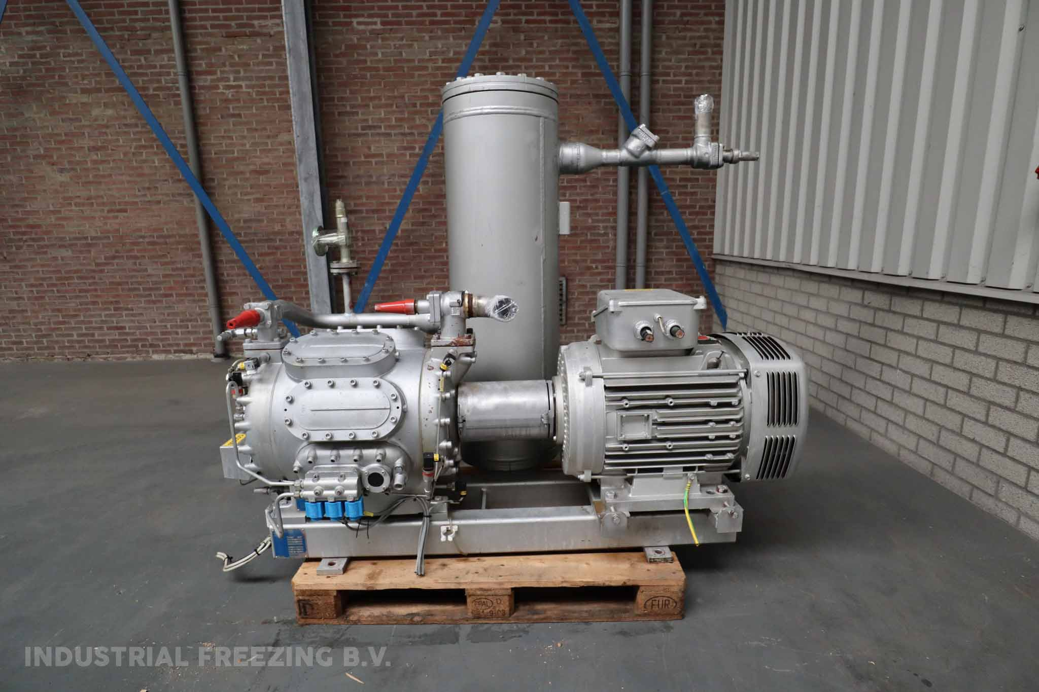 Sabroe HPO 28 Cooling Compressor