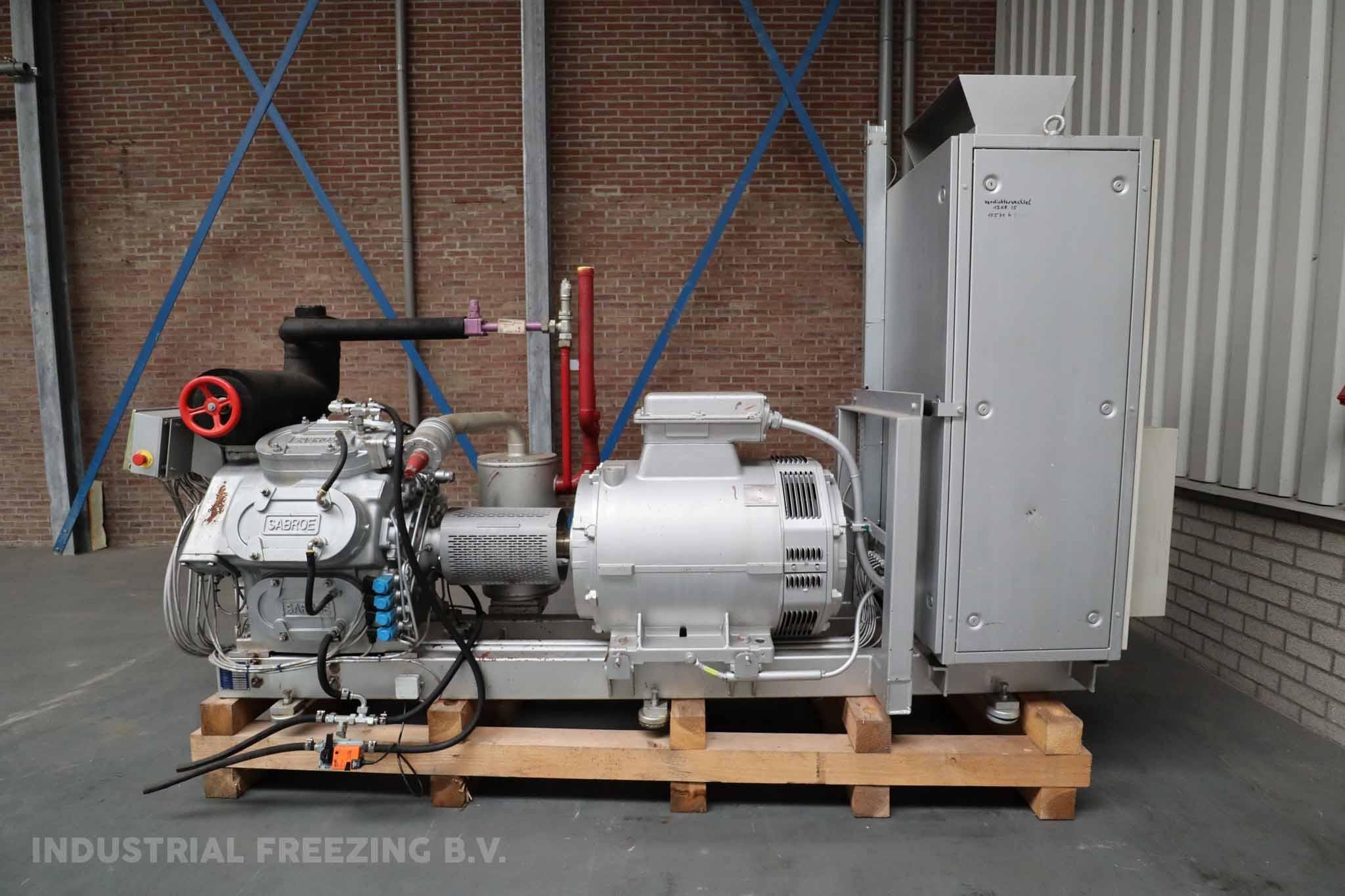 Sabroe SMC 108E Cooling Compressor