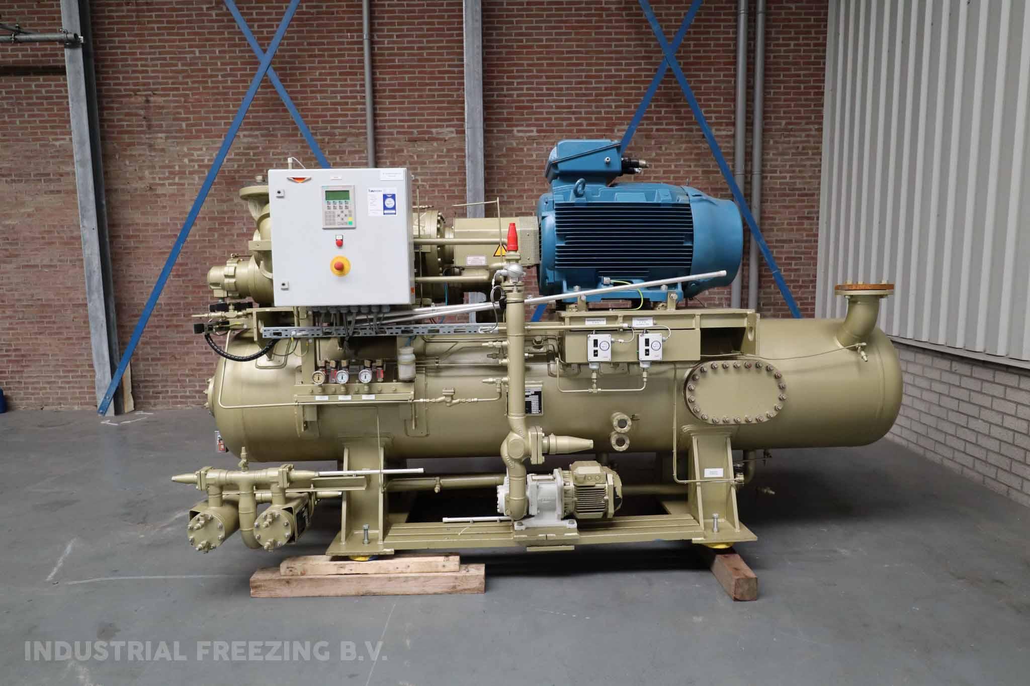 MYCOM 250 VLD 2,6 Cooling Compressor