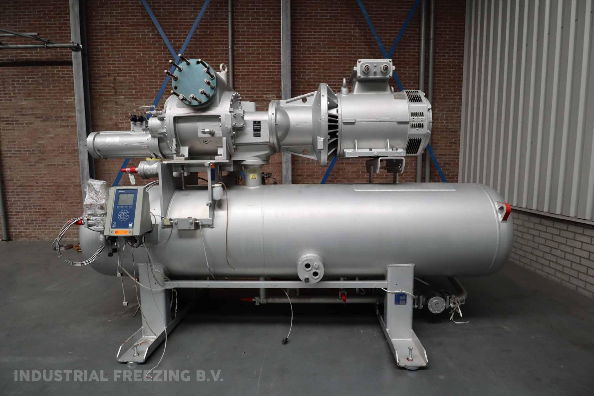 Sabroe SAB 233E Cooling Compressor