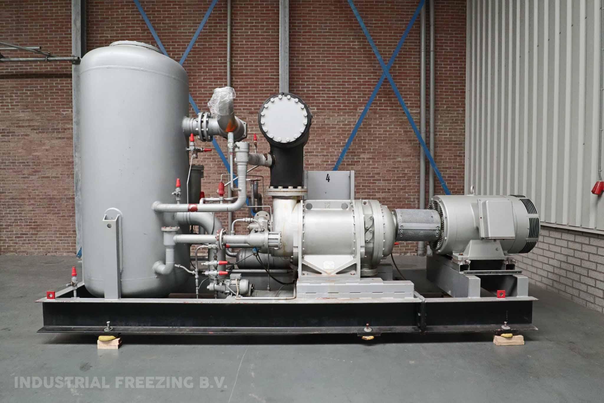 Sabroe VMY 436MA2 Cooling Compressor