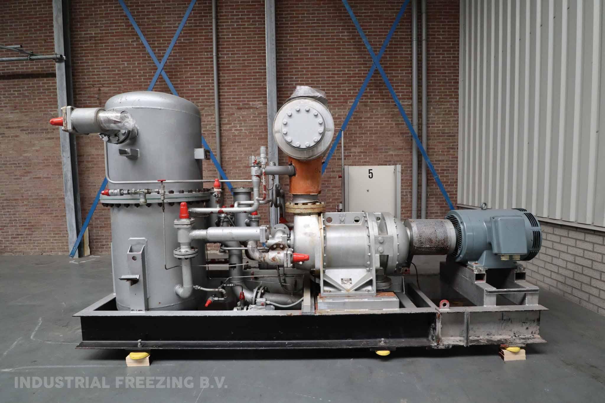 Sabroe VMY 336 M Cooling Compressor