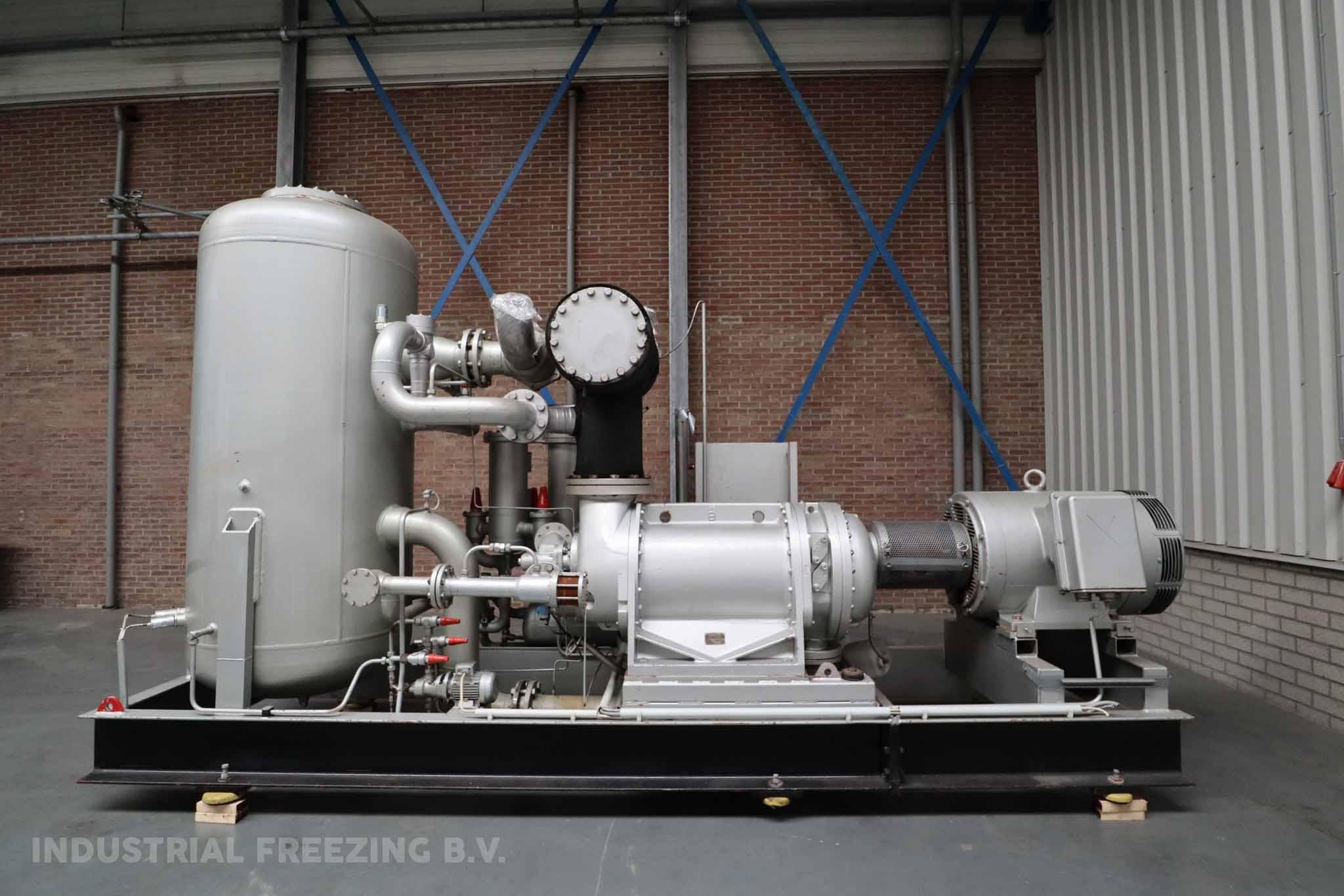 Sabroe VMY 436 B Cooling Compressor