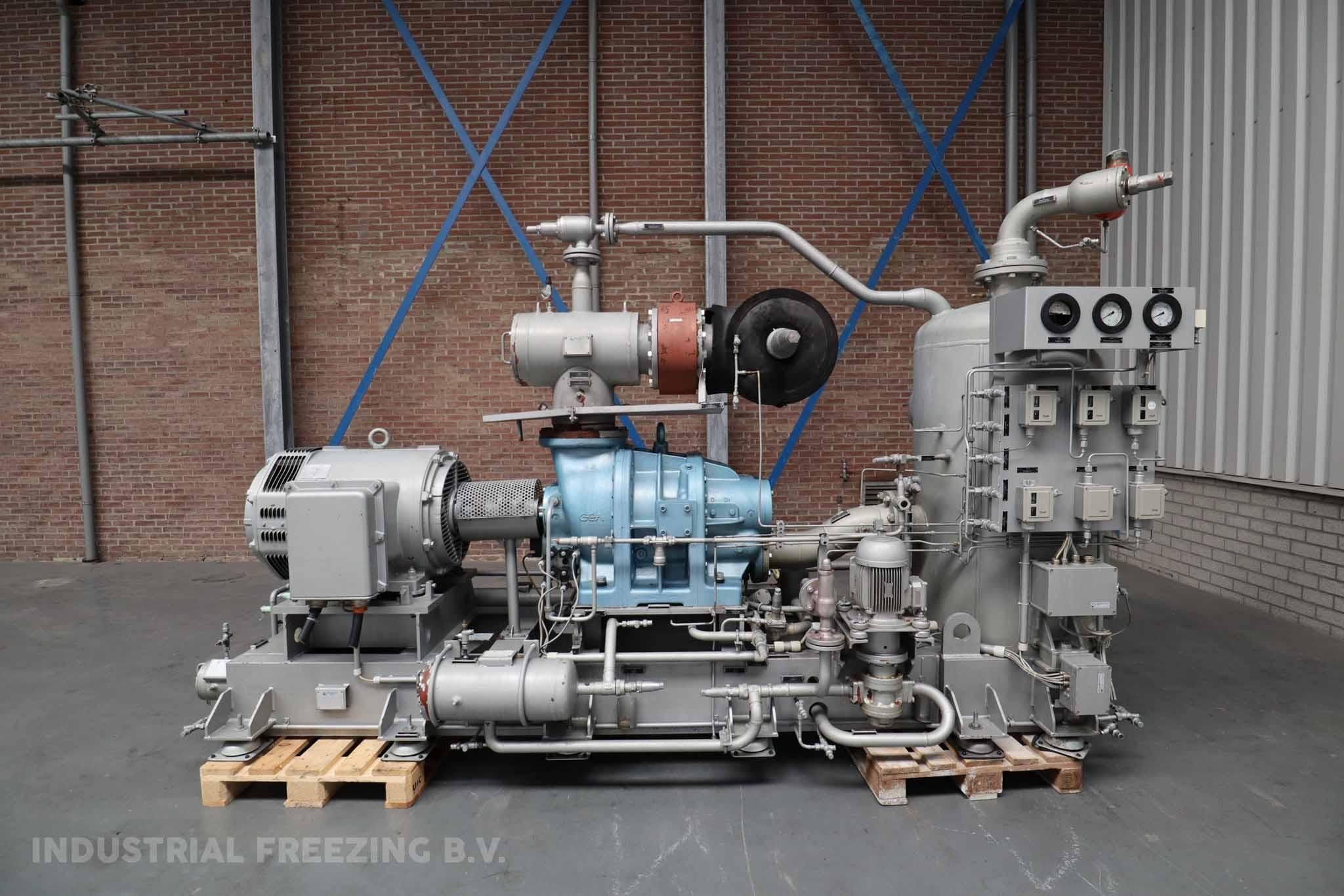 GEA Grasso VR-V26B-28 Cooling Compressor