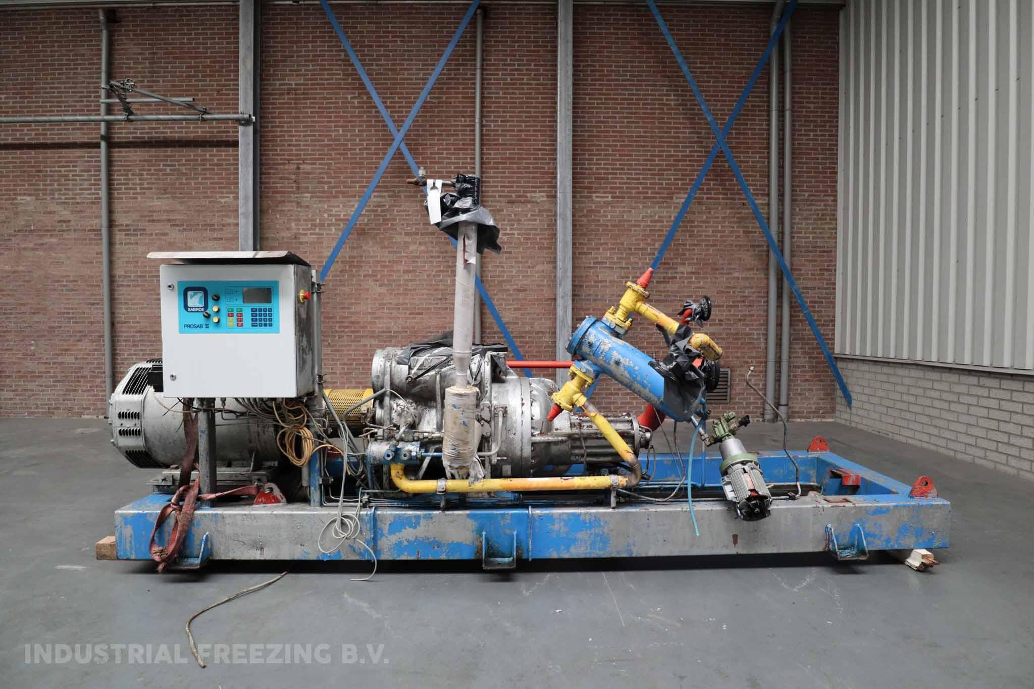 Aerzen VMY 347 H Cooling Compressor