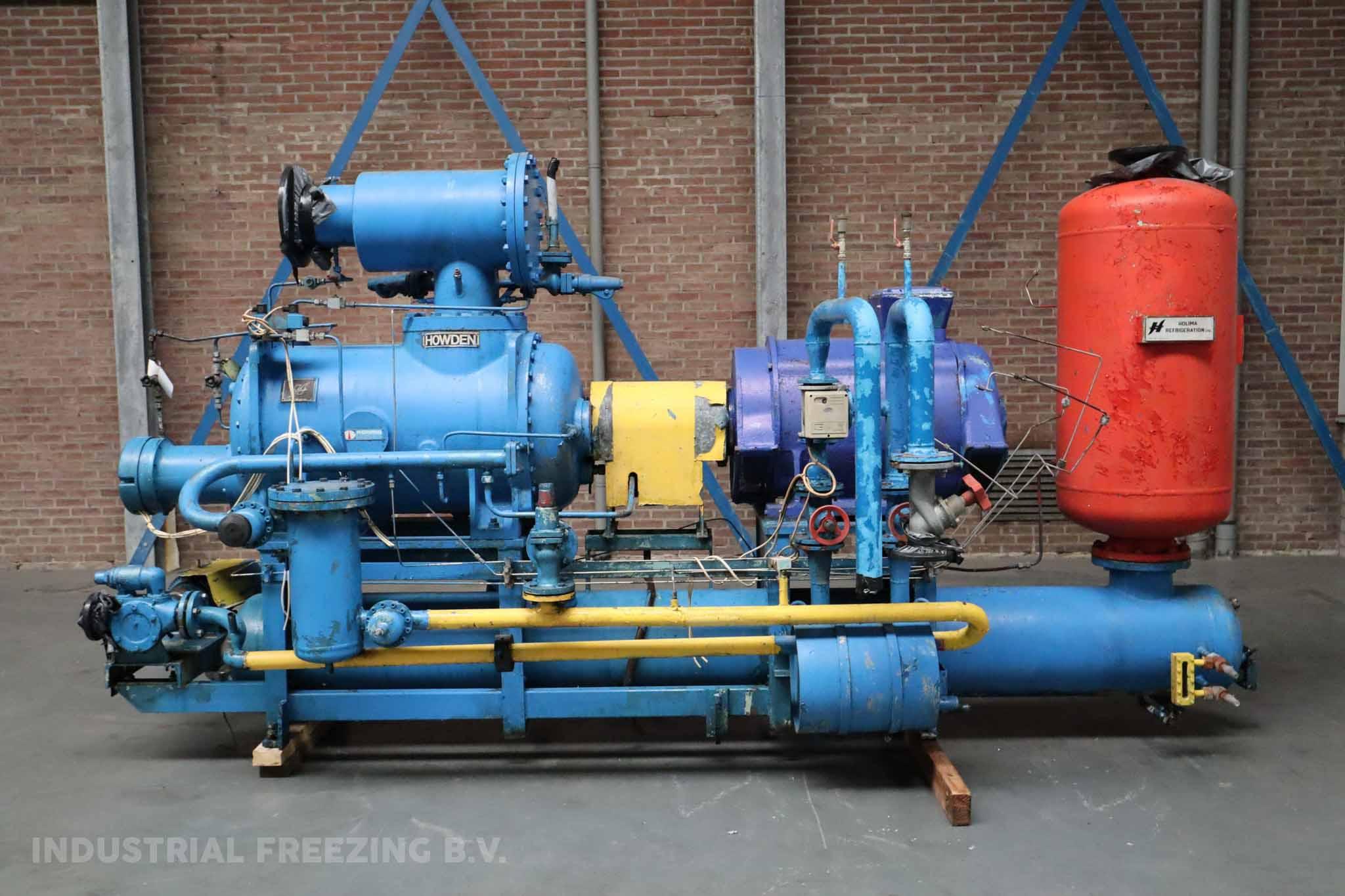 Howden MK4 WRVB255 Cooling Compressor