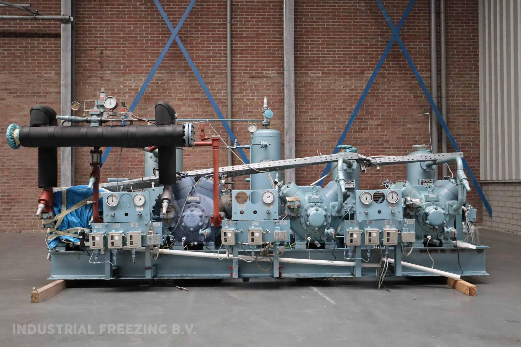 GEA Grasso RC 46/RC 86 Cooling Compressor
