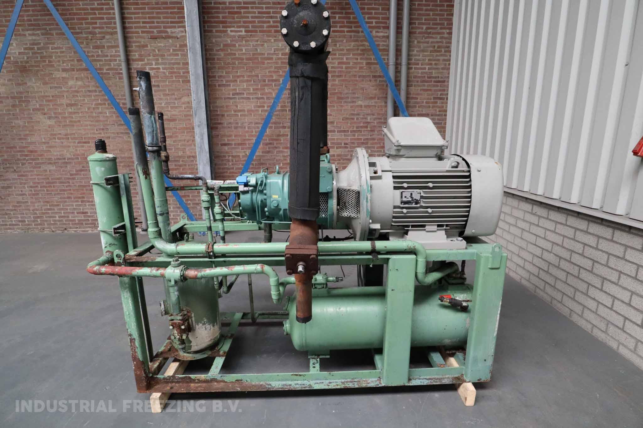 Bitzer OSN 7461-K Cooling Compressor