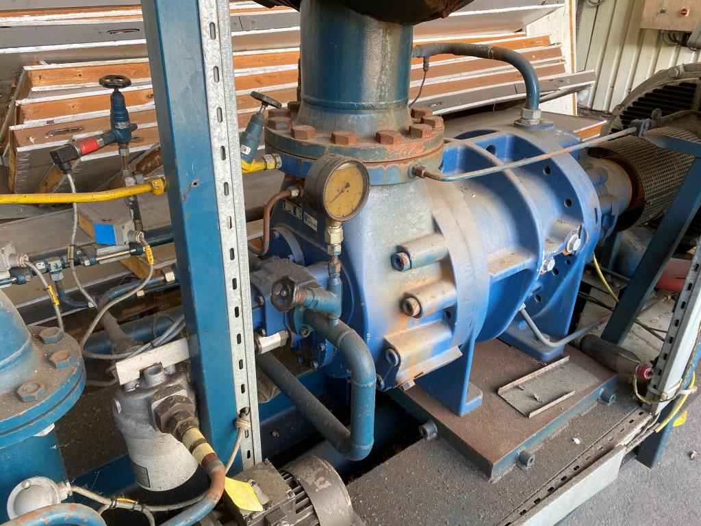 Aerzen VMY 346 NR cooling compressor