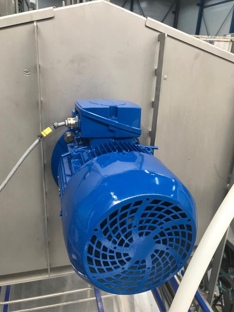 Industrial Freezing® PREMIUM overhauled
